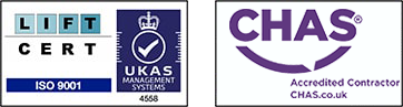 Platinum Lifts - Lift Certificate and CHAS Certificate